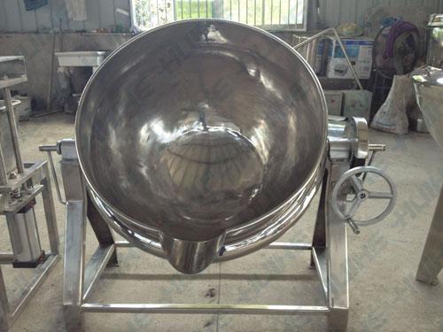 手轮调节锅体角度图片