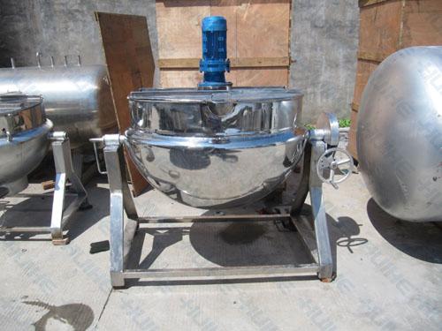 搅拌式蒸汽夹层锅